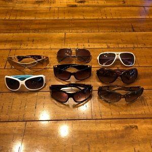 8pc Sunglasses Bundle